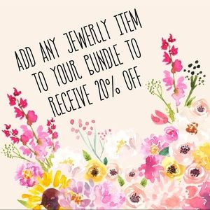 Add any hair accessory to receive 20% off